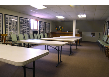 Winthrop Barn's Conference Room available for rent